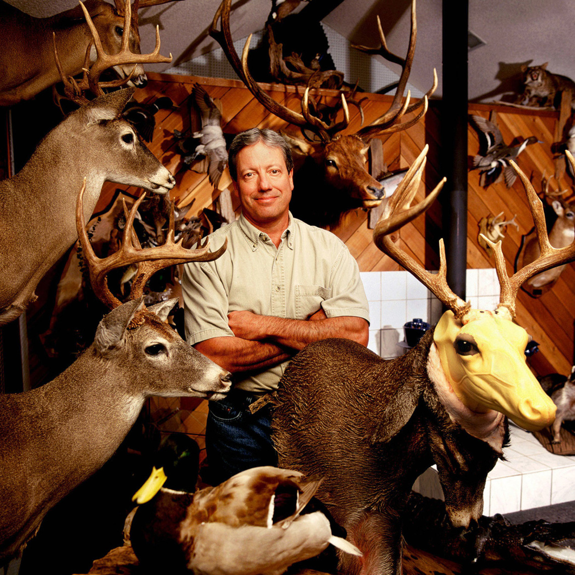 taxidermist